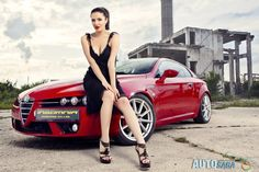 Women & Alfas - Page 234 - Alfa Romeo Bulletin Board & Forums