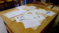 SECUNDARIA. Concurso de diseño de gafas. Participan alumnos 3º ESO.