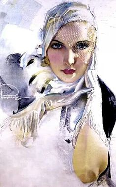 Lovely Rolf Armstrong