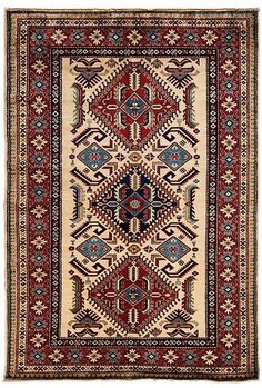 "Bloomingdale's Mojave Collection Oriental Rug, 4'1"" x 6'1"""