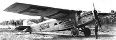 One of the first successful multi-passenger, single-engine passenger aircraft was the Stout 2-AT Pullman. This aircraft eventually became the Ford Trimotor. 1925