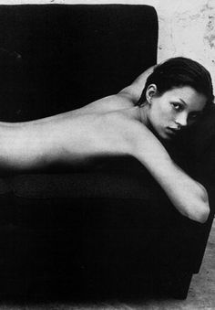"""labsinthe:  Kate Moss photographed by Mario Sorrenti for Calvin Klein """"Obssesion"""""""