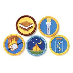 Badges by Demerit Wear