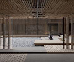 Lyndon Neri et Rossana Hu conjuguent depuis 10 ans architecture et design portés par la modernité et l'énergie symbolisant la Chine d'aujourd'hui.