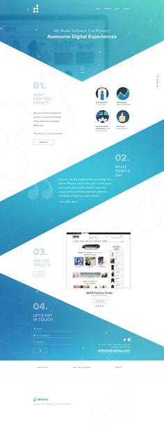 Dimicho | Alex Gilev - User Interface and UX Designer