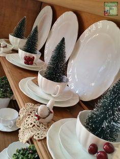 Sideboard Christmas Display