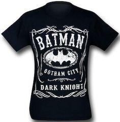 Batman Dark Knight Gotham City T-Shirt