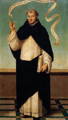 St. Vincent Ferrer Patron of Builders, April 5th  The polarization in the Church today is a mild breeze compared with the tornado that ripped the Church apart during the lifetime of this Saint.  If any saint is a patron of reconciliation, Vincent Ferrer is.