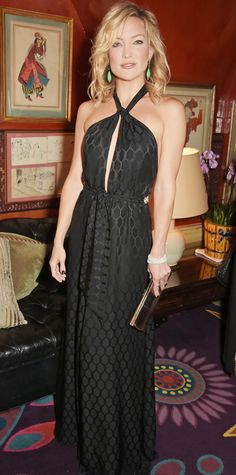 Kate Hudson in Temperley London.