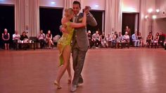 "Eleonora Kalganova y Michael Nadtochi (1) Wow!  Sophistication ""smooch""  Loved, loved, loved your classes ;-)"