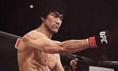 UFC 2: Conta Com o Lutador Bruce Lee nos Octógonos on MonsterBrain http://www.monsterbrain.com.br