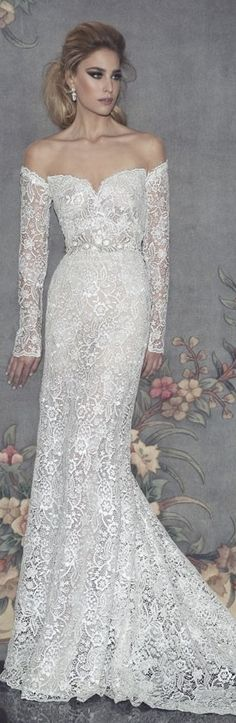 Dany Mizrachi Wedding Dress Collection 2015