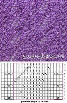 Lace knit