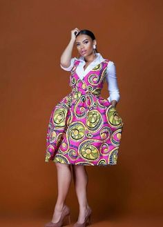 African Print Senegal Midi Dress – African Fashion Dresses - African Styles for Ladies African American Fashion, Latest African Fashion Dresses, African Inspired Fashion, African Dresses For Women, African Print Dresses, African Print Fashion, African Attire, African Wear, African Prints