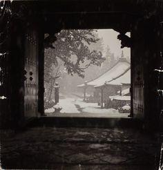 Haár Ferenc - Nikko, Japan, 1941.