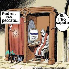 Some Catholic humor. :D Religion humor and jokes for soul Humor Religioso, Facebook Humor, Funny Cartoons, Funny Jokes, Funny Sayings, Catholic Jokes, Catholic Priest, Religious Jokes, Catholic School