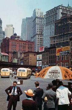 New York, 1940