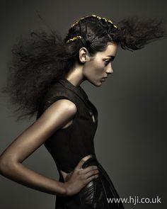 2012 avant garde hairstyle - HJI