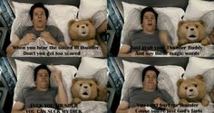 Thunder buddy's
