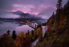 Mountain Road by Matthias Hermann - Photo 180275969 / 500px