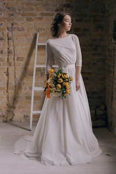 Cathy Telle - zachwycające suknie ślubne z Kijowa •