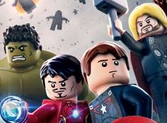 LEGO Assembles the Avengers in Special Marvel's 'Avengers: Age of Ultron' Poster See the film's poster recreated in LEGO form and see 'Avengers: Age of Ultron' in theaters now! More on Marvel.com: http://marvel.com/news/movies/24548/lego_assembles_the_avengers_in_special_marvels_avengers_age_of_ultron_poster#ixzz3Yw9TzWfX