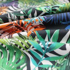 Cotton Jungle Tropics Sew Over It Online Fabric Shop