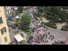 Napoli: manifestazione in piazza Medaglie d'Oro