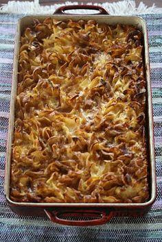 Meatless Monday Noodle Kugel