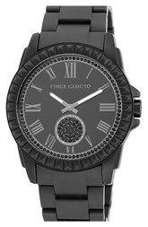 Vince Camuto Pyramid Bezel Ceramic Bracelet Watch, 44mm x 49mm