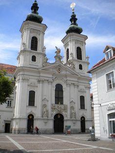 Beautiful World, Beautiful Places, Austria Country, Belgium Germany, Graz Austria, Heart Of Europe, Austria Travel, Cathedral Church, Religious Architecture