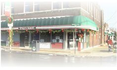 """Vitale's Bakery St. Louis, Missouri - On """"The Hill"""" not a restaurant but well worth a visit!!"""