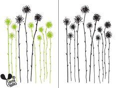 """24 tykkäystä, 1 kommenttia - Sanna Kallio (@sanna.kallio) Instagramissa: """"How did I end up drawing meadows at this time of year? #longingforspring #notsoseasonal #sketch…"""""""