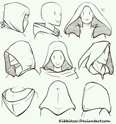 Clothing / hoods