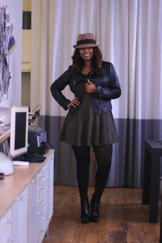 MP Model Off Duty: Jordan Tesfay Sexy curvy girl BBW Curves Plus Size Model
