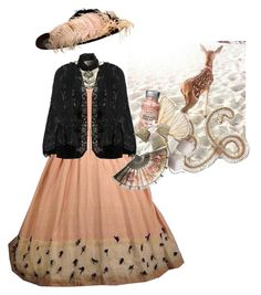 """""""rose tinted, rosecheeked"""" by amerisal on Polyvore featuring Angel Wings and Olde Thompson"""