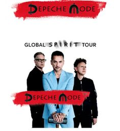 Depeche Mode Announce Global Spirit Tour.May Depeche Mode are landing to Athens (TerraVibe Park) Mode Hollywood, The Hollywood Bowl, Martin Gore, Dave Gahan, Good Music, My Music, Music Stuff, Alan Wilder, Enjoy The Silence