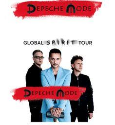 """MusikCut: """"SPIRIT WORD TOUR""""- Depeche Mode 2017."""