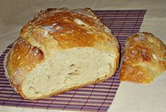 Paine fara framantare Cooking Bread, Tasty, Yummy Food, Food And Drink, Pizza, Healthy Food, Cookies, Meals, Fine Dining