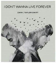 I don't wanna live forever - Taylor Swift & Zayn