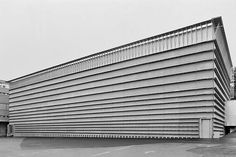 Image result for herzog de meuron ricola storage building