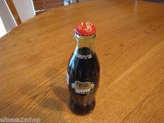 Coca-Cola classic coke bottle 8 fl OZ 1998-3341 RARE Cracker Barrel Atlanta
