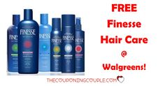 HOT HOT HOT! Get FREE Finesse Hair Care Products at Walgreens (and actually make a few pennies!) This deal ends soon so check it out now!  Click the link below to get all of the details ► http://www.thecouponingcouple.com/free-finesse-hair-care-products-walgreens/ #Coupons #Couponing #CouponCommunity  Visit us at http://www.thecouponingcouple.com for more great posts!