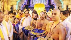 """Taxpayer money given to Hindu temple. The head of Telangana state uses $750,000 (£610,790) from public funds to offer gold at a temple. K Chandrashekhar Rao offered gold to """"thank the gods"""" for the success of his decade-long campaign to create India's newest state in 2014. Many Hindus believe that giving money to temples can attract good fortune or give them a better reincarnation. Hindu nationalism is also a powerful political force. The money should go to fighting India's rampant poverty."""