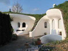 11 Casas bajo Tierra con Mucho Encanto | Ideas Construcción Casas