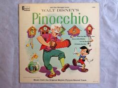 All Songs From Walt Disney's Pinocchio by ReclaimYouth on Etsy
