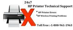 HP Printer Support,HP Printer Help-800-961-1963