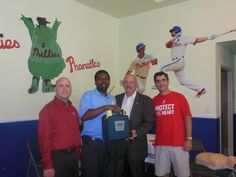 Simon's Fund comes to the Shane Victorino Boys and Girls Club