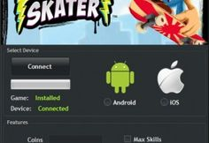 Epic Skater Hack Cheat Tool [coins, energy, max skills generator for android and iOS]