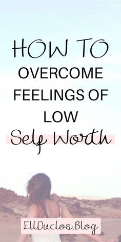 How to over come feelings of low self worth. How to boost your confidence and be… How to over come feelings of low self worth. How to boost your confidence and believe in yourself. Low Self Worth, Self Confidence Tips, Confidence Boost, Building Self Esteem, Confidence Building, Self Love Quotes, Hope Quotes, Friend Quotes, Quotes Quotes